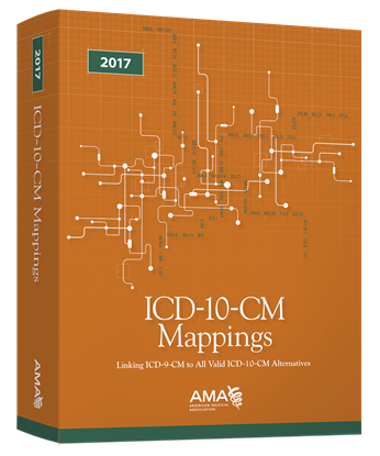 Picture of ICD-10-CM 2017 Mappings