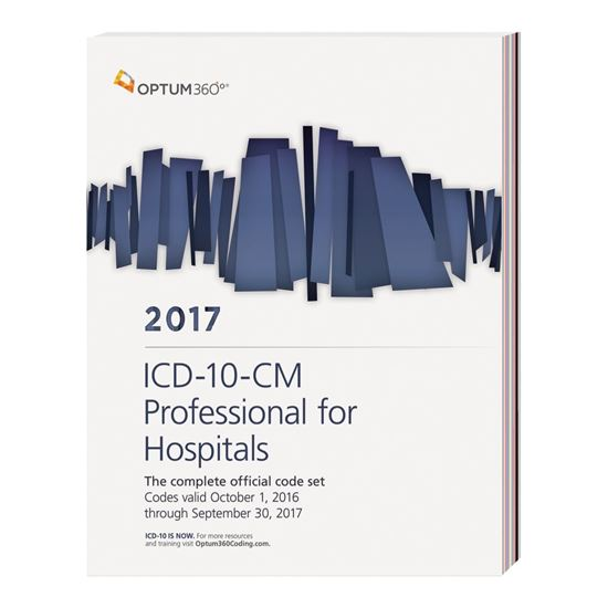 Picture of ICD-10-CM Professional for Hospitals — 2017 (Softbound)