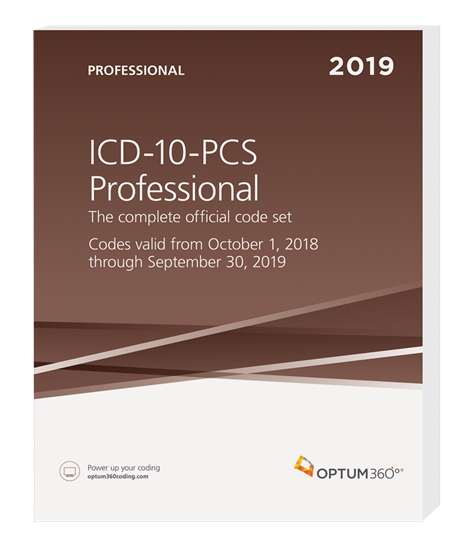 Picture of ICD-10-PCS Professional — 2019 (Softbound)