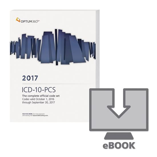 Picture of ICD-10-PCS Expert - eBook — 2017