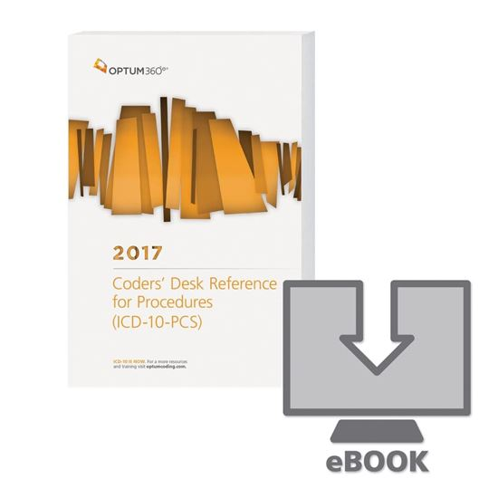 Picture of Coders' Desk Reference for Procedures (ICD-10-PCS) eBook — 2017