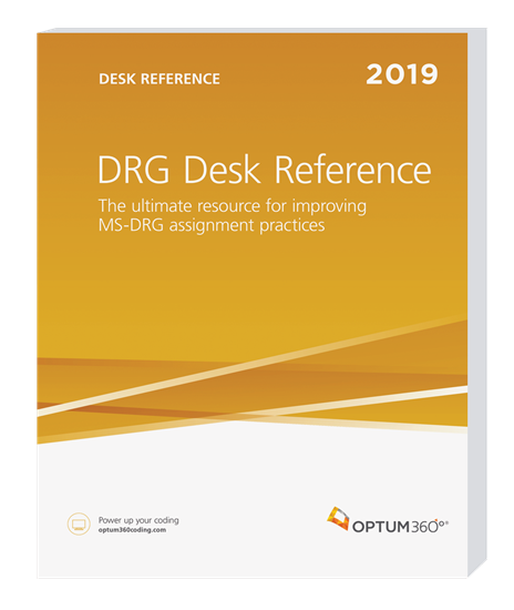 Picture of DRG Desk Reference-2019