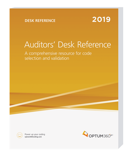 Picture of Auditors' Desk Reference-2019 (Softbound)