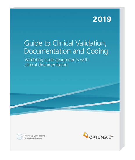 Picture of Guide to Clinical Validation, Documentation and Coding-2019 (Softbound)