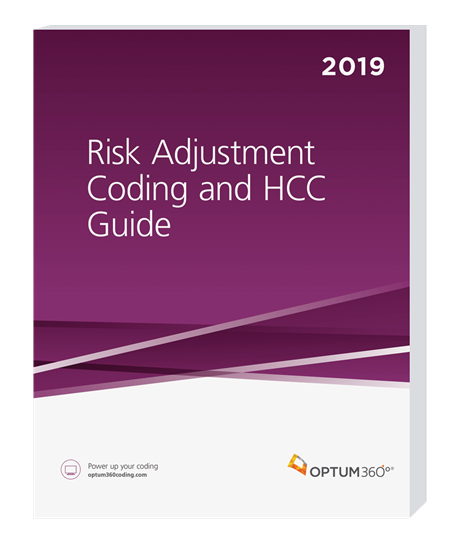 Picture of Risk Adjustment Coding and HCC Guide-2019