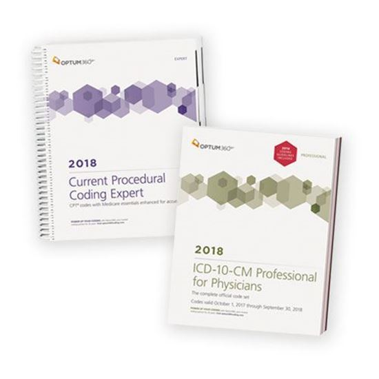 Picture of 2018 Physician Value Book Bundle