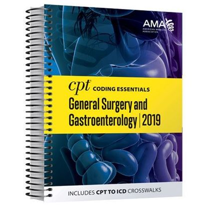 Picture of CPT Coding Essentials for General Surgery and Gastroenterology 2019
