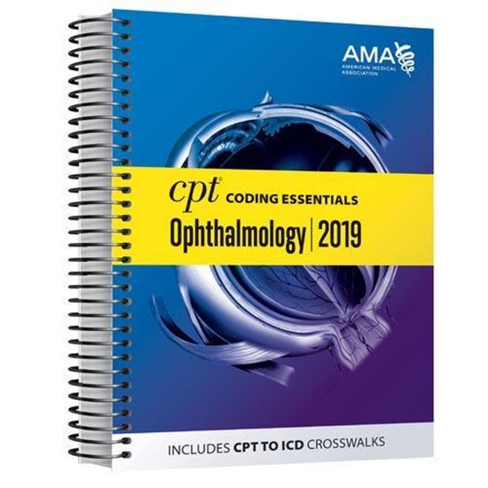 Picture of CPT Coding Essentials for Ophthalmology 2019