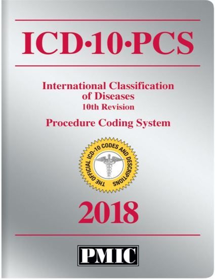 Picture of ICD-10-PCS 2018 BOOK