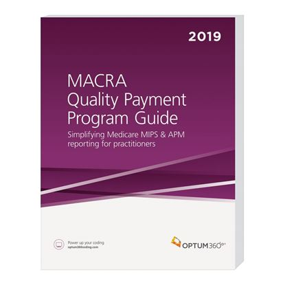 Picture of MACRA Physician Quality Payment Program Guide-2019 (Softbound)