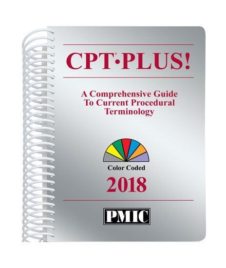 Picture of CPT PLUS! 2018 SPIRAL