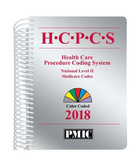 Picture of HCPCS 2018 CODERS CHOICE, SPIRAL BOUND