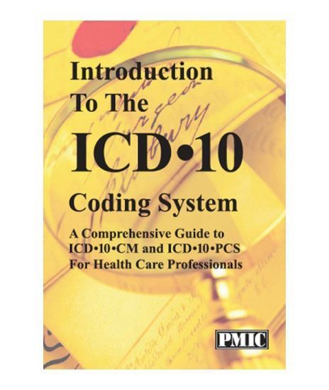 Picture of INTRODUCTION TO THE ICD-10 CODING SYSTEM