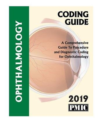 Picture of 2019 CODING GUIDE OPHTHALMOLOGY