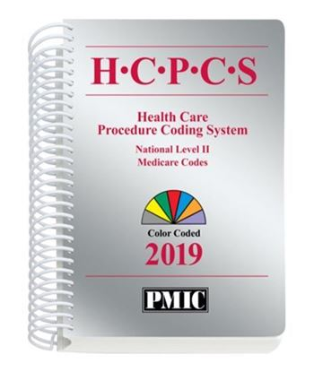 Picture of HCPCS 2019 CODERS CHOICE, SPIRAL BOUND