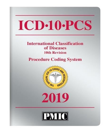 Picture of ICD-10-PCS 2019 BOOK