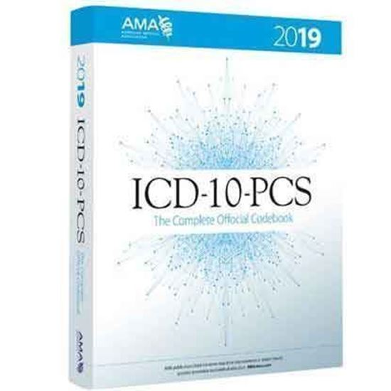 Picture of ICD-10-PCS 2019 The Complete Official Codebook