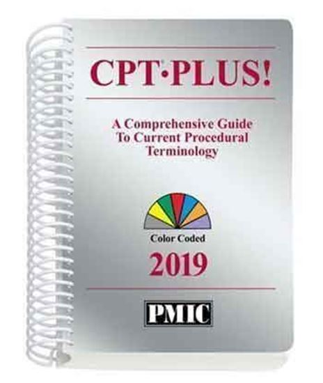 Picture of CPT PLUS! 2019 SPIRAL