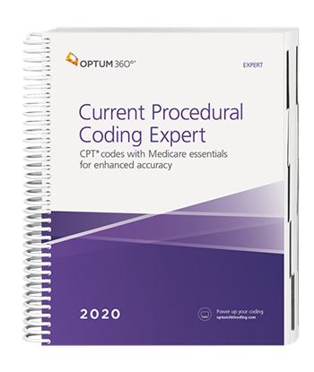 Current Procedural Coding Expert 2020