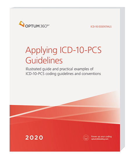 Picture of ICD-10 Essentials: Applying ICD-10-PCS Guidelines - (Softbound)