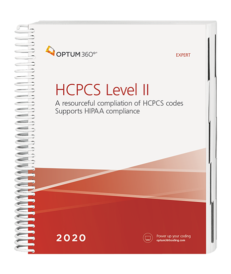 Picture of HCPCS Level II Expert - (Spiral)