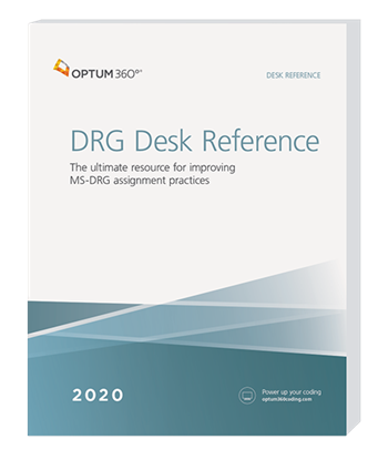 Picture of DRG Desk Reference