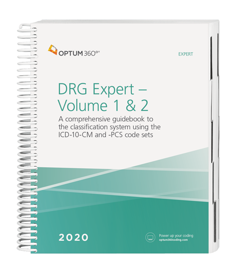 Picture of DRG Expert - eBook
