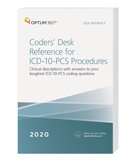 Picture of Coders' Desk Reference for Procedures (ICD-10-PCS)