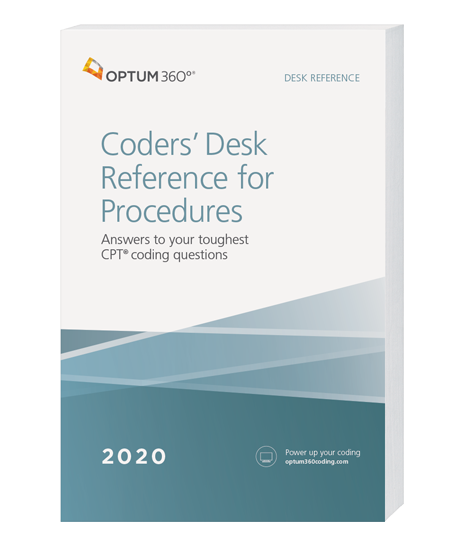 2020 Coders' Desk Reference for Procedures