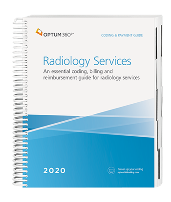 Picture of Coding and Payment Guide for Radiology Services