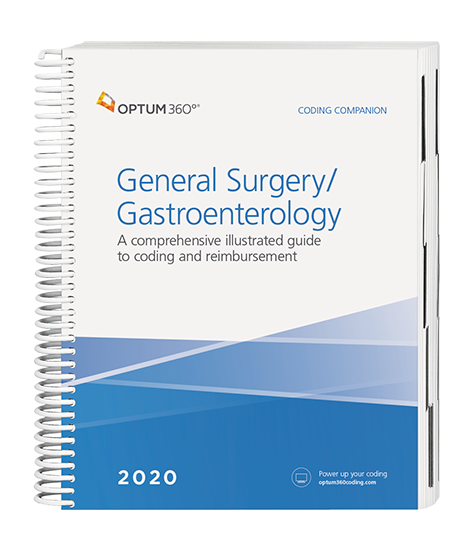 2020 General Surgery/Gastroenterology Coding Companion