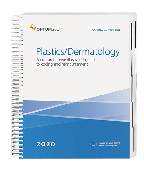 Picture of Coding Companion for Plastics/Dermatology