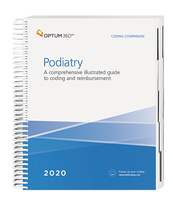 2020 Podiatry Coding Companion