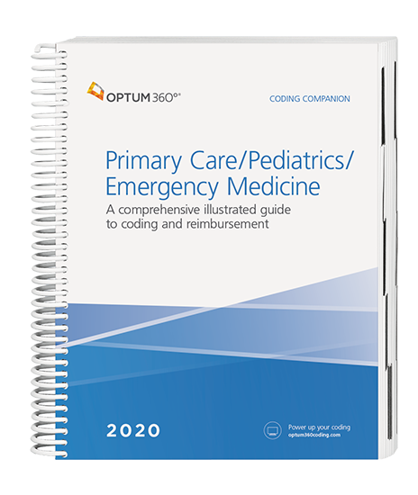 Picture of Coding Companion for Primary Care/Pediatrics/Emergency Medicine