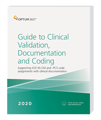 Picture of Guide to Clinical Validation, Documentation and Coding - (Softbound)
