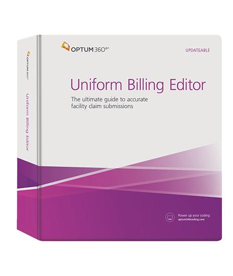Picture of Uniform Billing Editor - eBook