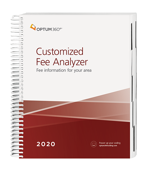 Picture of Customized Fee Analyzer - All Codes