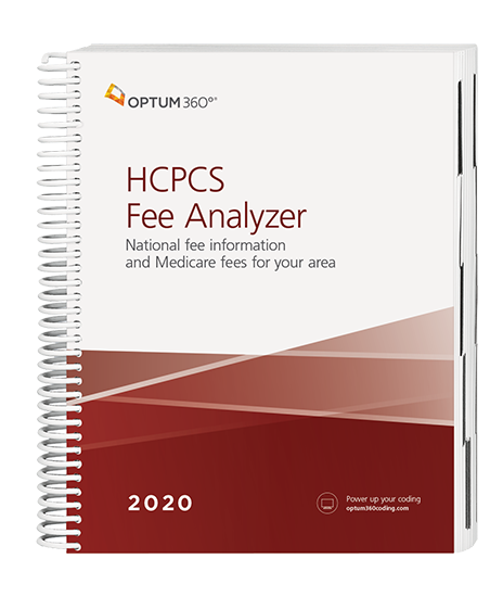 Picture of HCPCS Fee Analyzer - (Spiral)