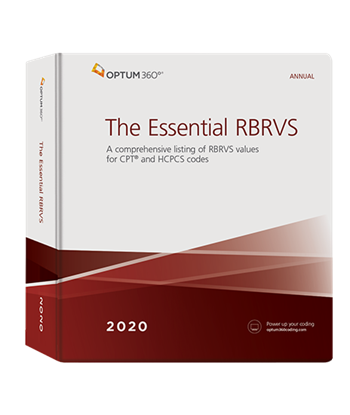 Picture of The Essential RBRVS Annual - (Binder)