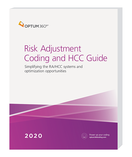 Picture of Risk Adjustment Coding and HCC Guide - (Softbound)
