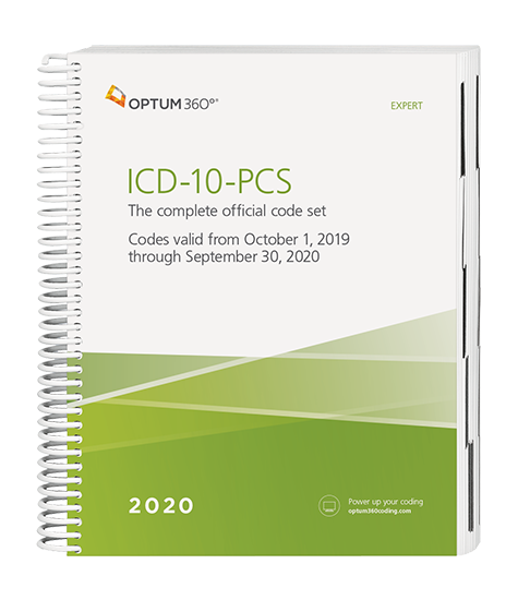 Picture of ICD-10-PCS Expert - (Spiral)