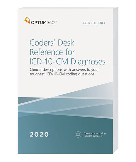 Picture of Coders' Desk Reference for Diagnoses (ICD-10-CM) - eBook