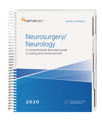 2020 Neurosurgery/Neurology Coding Companion