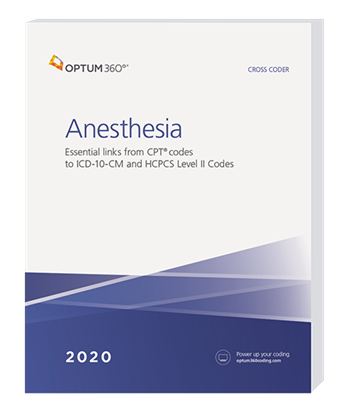 Picture of Anesthesia Cross Coder - eBook