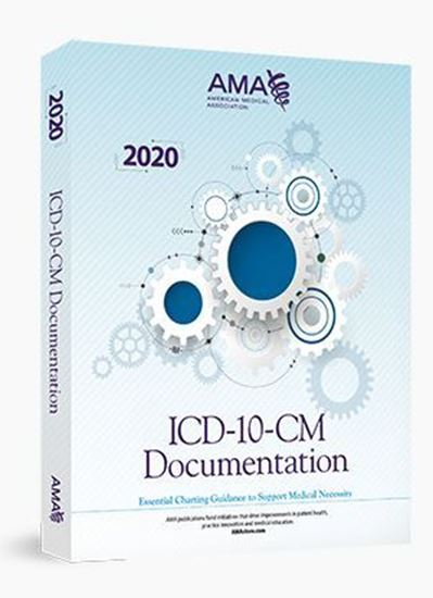 Picture of ICD-10-CM Documentation 2020: Essential Coding Guidance to Support Medical Necessity