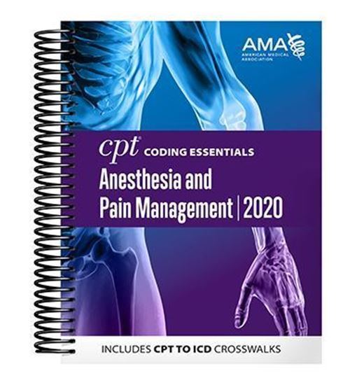 Picture of CPT Coding Essentials for Anesthesiology/Pain Management 2020