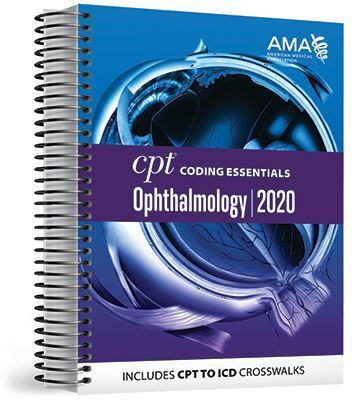 Picture of CPT Coding Essentials for Ophthalmology 2020