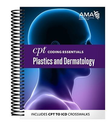 Picture of CPT Coding Essentials for Plastics and Dermatology 2020