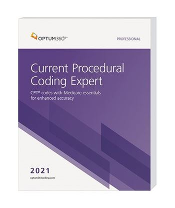 Picture of Current Procedural Coding Expert, Prof Edition - (Softbound)