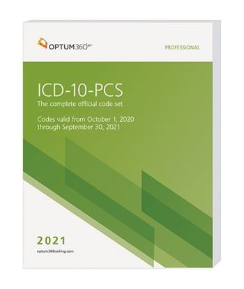 Picture of ICD-10-PCS Professional - (Softbound)